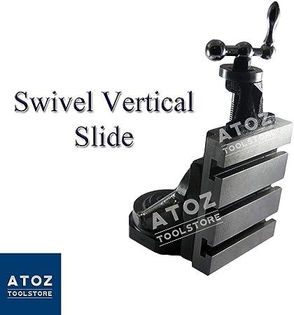 Mini Vertical Slide 90 x 50mm Tool Post Milling Lathe Machine PREMIUM QUALITY