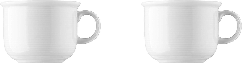 Thomas Trend - Taza de café, Color Blanco, Porcelana, Blanco