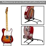 String Swing CC37 Flat Folding Guitar Stand - Electric