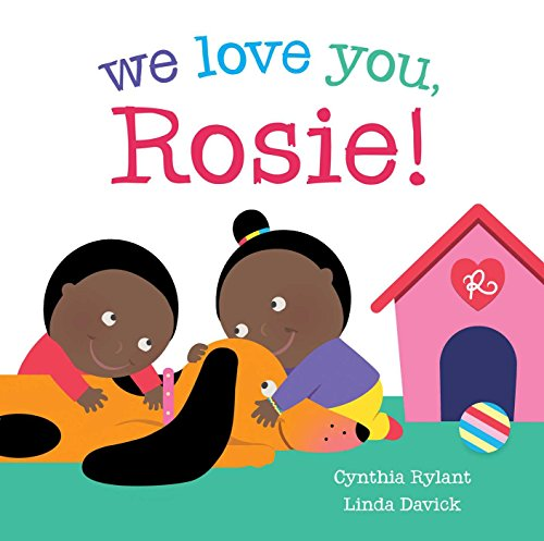 Book Cover: We Love You, Rosie!