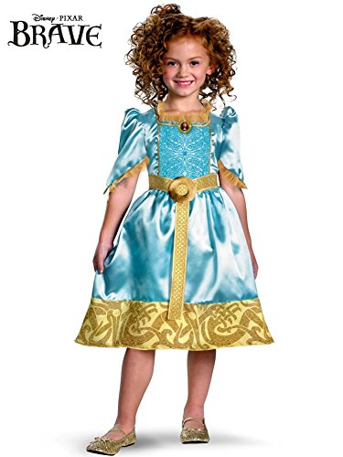 Brave Merida Toddler Costume -