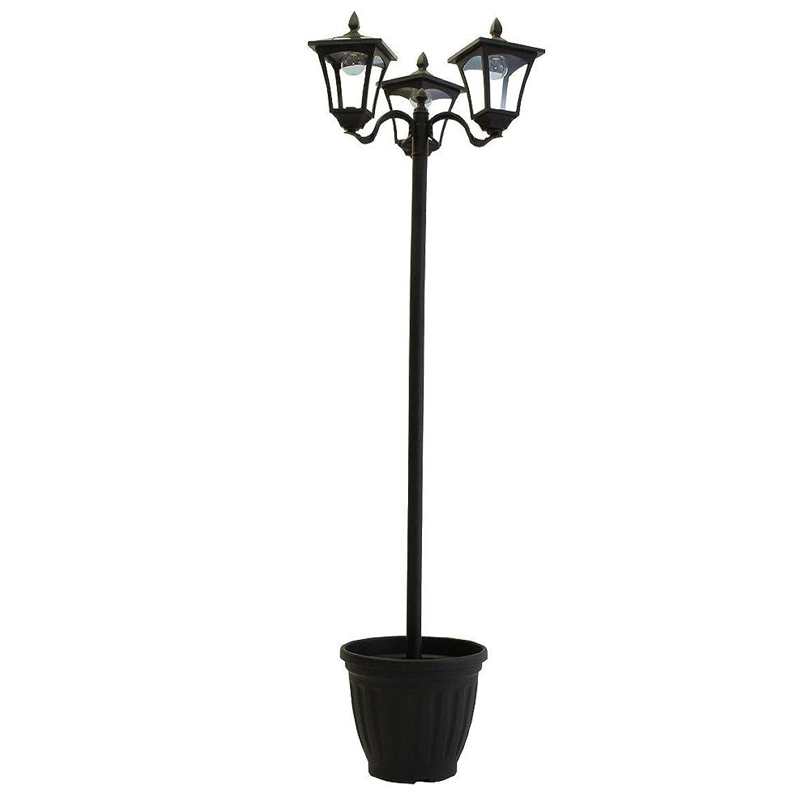 略す不道徳ベックス高儀 Verde Garden LED レトロガーデンライト ソーラー充電タイプ ダブル GLT-130