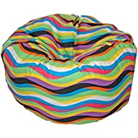 Ahh! Products Wavelength Jelly Bean Washable Kid Bean Bag Chair