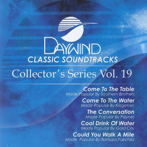 Collector's Series Vol. 19 [Accompaniment/Performance Track] (Various Accompaniment Track)