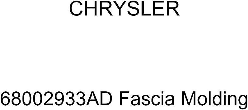 Genuine Chrysler WC12VF7AA Fascia Molding