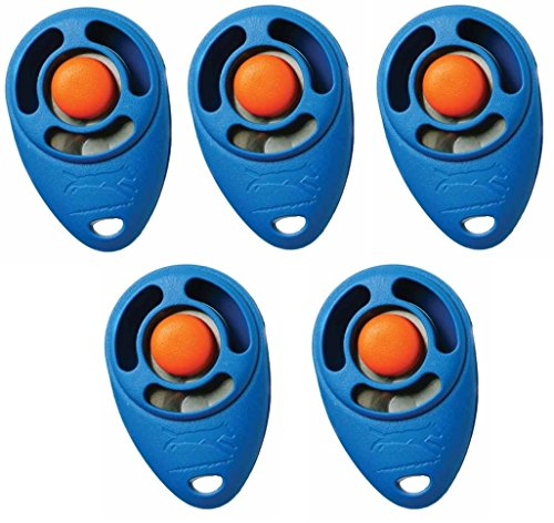 (5 Pack) Starmark Pro Training Clickers by StarMark