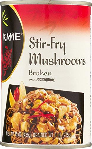 (Ka-Me Stir-Fry Vegetables, Mushrooms, 15 Ounce (Pack of 12))