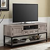 Ameriwood HOME Barrett TV Stand in Sonoma Oak