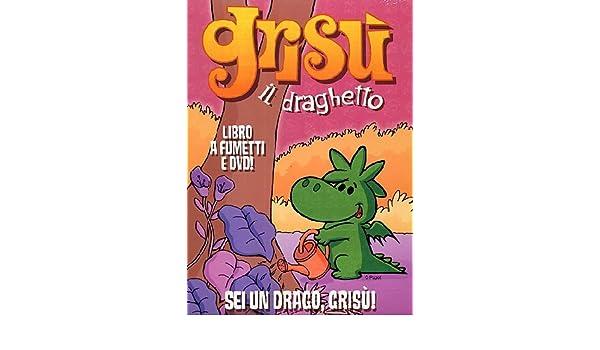 Grisu Il Draghetto #13 - Sei Un Drago, Grisu (Dvd+Libro ...