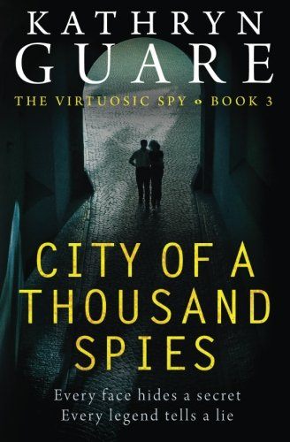 City Of A Thousand Spies: The Conor McBride Series - Book 3 (Volume 3)