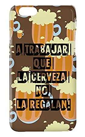 Funda Carcasa Frases Divertidas Alcohol Cerveza Borracho