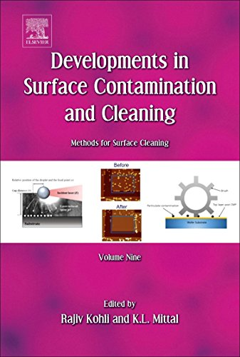 Developments in Surface Contamination and Cleaning: Methods for Surface Cleaning: Volume 9 51qo27HJgvL