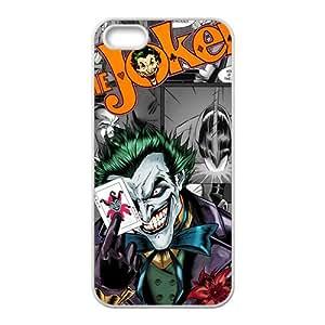 Amusing joker Cell Phone Case for iPhone 5S