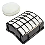 HQRP Filter Kit for Shark Navigator NV80, NVC80C, NV70, NV90,...