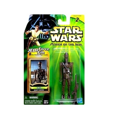Star Wars: Power of the Jedi IG-88 (Bounty Hunter) Action Figure (Bounty Hunter Toy)