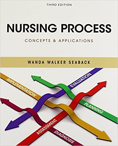 Book Nursing Process: Concepts and Applications by Seaback, Wanda Walker (May 23, 2012)