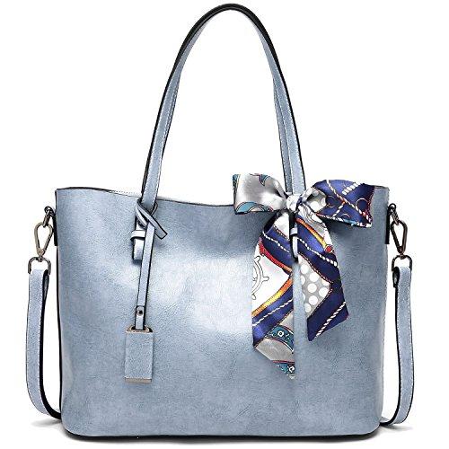 BNWVC Women Top Handle Satchel Handbags Tote Purse
