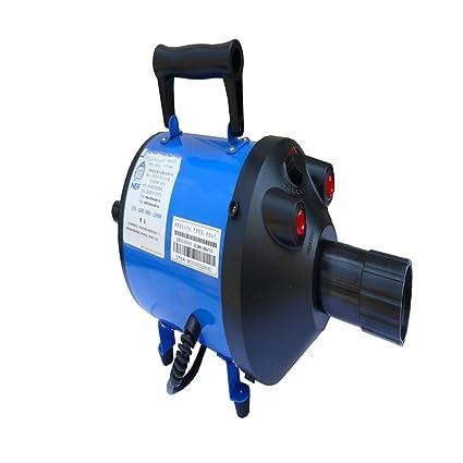 Secador de perros 2800w mascota Silencio diseño Aire caliente calentar viento sin pasos velocidad cambio profesional