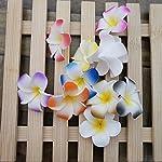 ShineBear-HappyKiss10Pcs-4cm5CM6CM7CM8CM-Plumeria-Foam-Frangipani-Flower-Artificial-Silk-Fake-Egg-Flower-for-Wedding-Party-Home-Color-Fushia-Size-6cm