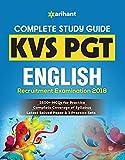 KVS PGT English Guide 2018