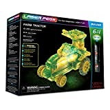 Laser Pegs Farm Tractor 6-in-1 Building Set