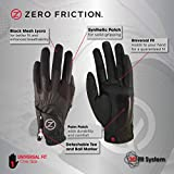 Zero Friction Golf Glove, Left Hand, One