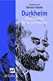 img - for Durkheim : L'institution de la sociologie by Bernard Valade (2008-09-08) book / textbook / text book
