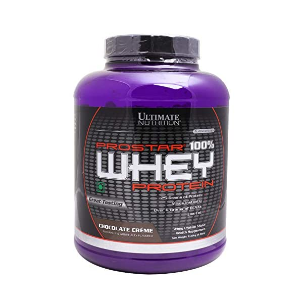 Ultimate Nutrition Prostar 100% Whey Protein - 5.28 lbs (Chocolate Creme) 2