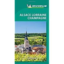 Michelin Green Guide Alsace Lorraine Champagne, 8e
