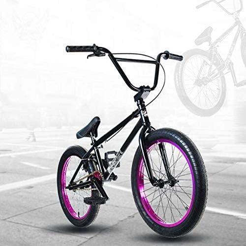 LFEWOZ Bastidor De La Bicicleta De Acero De 20 Pulgadas De BMX ...