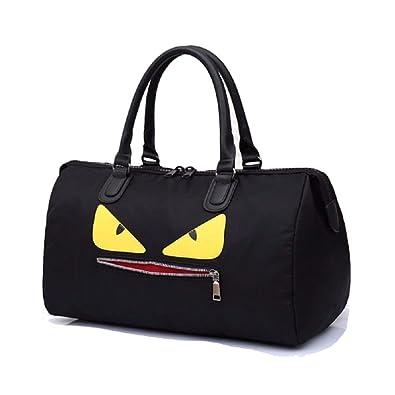 6bd2e517f727 Fair Anywhere Monster Eyes Sports Travel Bag (Large)  Handbags ...