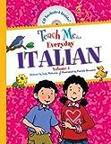 img - for Teach Me Everyday Italian book / textbook / text book