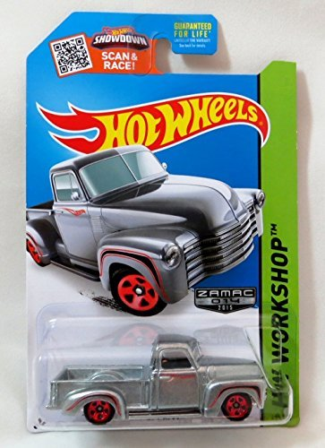 52 chevy truck hot wheels - 3