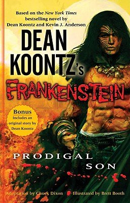 book cover of Prodigal Son