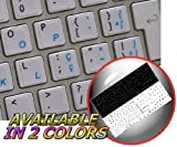 Best unknown Brand Laptops - MAC ENGLISH-PORTUGUESE BRAZILIAN KEYBOARD STICKERS WHITE BACKGROUND FOR Review