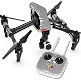 Skin For DJI Inspire 1 Quadcopter Drone – Crazy Chicken Lover | MightySkins Protective, Durable, and Unique Vinyl Decal wrap cover | Easy To Apply, Remove, and Change Styles | Made in the USA