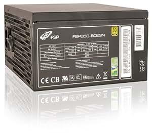 FSP/Fortron FSP650-80EGN 650W ATX Gris unidad de - Fuente de alimentación (650 W, 90%, Sobreintensidad, Sobretensión, Sobrevoltaje, Sobrecarga, Cortocircuito, Bajo voltaje, ATX, 25 dB, 100000 h)