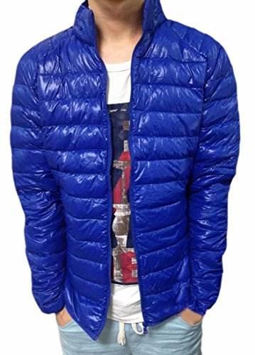 Mens Packable Del Vendita Caldo Basamento Collare Del uk Leggero 1 Piumino 8Eax7q