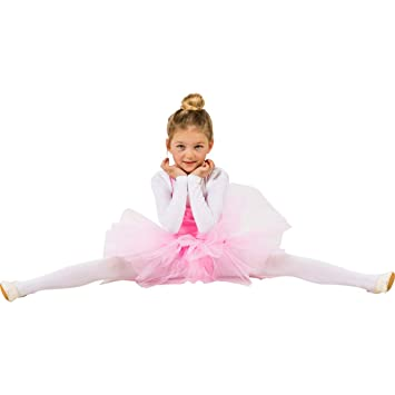 1db0e9783f04e NET TOYS Robe Mignonne pour Fille Petite Ballerine