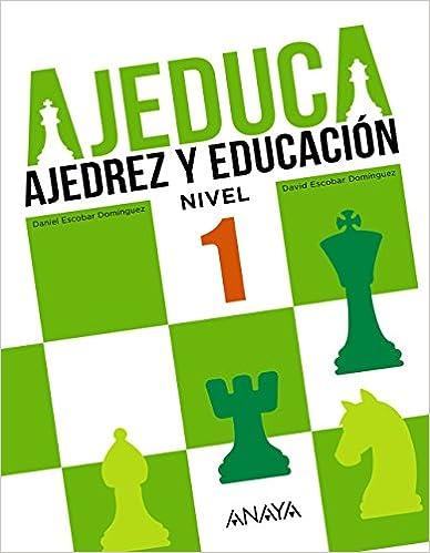 Ajeduca. Nivel 1. - 9788469831939 por Daniel Escobar Domínguez epub
