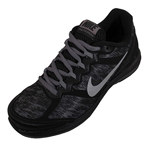 Entrainement Running Nike Dual grey 005 silver de Fusion 3 Run dark metallic Chaussures W Flash black reflective Femme 881qrz