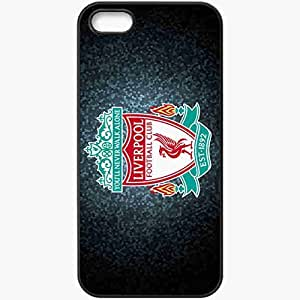 Personalized iPhone 5 5S Cell phone Case/Cover Skin 2013 awesome liverpool Black