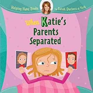 book cover of When Katie\'s Parents Separated