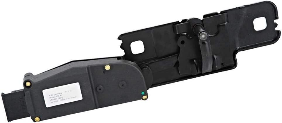 Beennex 4F9 827 383 G,Rear Tailgate Lock Trunk Lock with Electric Motor Fit for A4 A6