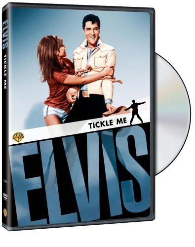 DVD : Tickle Me (Remastered, Restored, Subtitled, Widescreen)