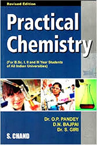 Buy Practical Chemistry B Sc 1, 2 and 3rd Book Online at Low