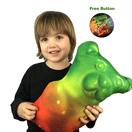 Different Novelty Throw Pillows Gummy product image
