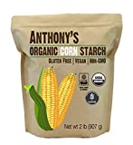 Anthony's Organic Cornstarch, Gluten Free (2lb Organic)