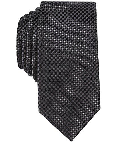 Nautica Men's Flare Neat Tie, Black, One ()
