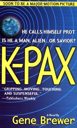 Book cover for K-Pax